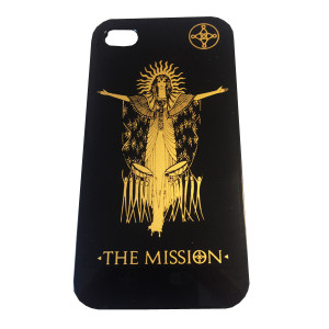 Buy Online The Mission - iPhone 4/4S Cover