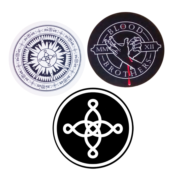 Buy Online The Mission - Sticker Pack
