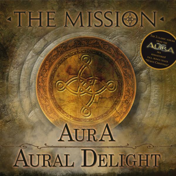 Buy Online The Mission - AurA / Aural Delight 2CD Digipak Album