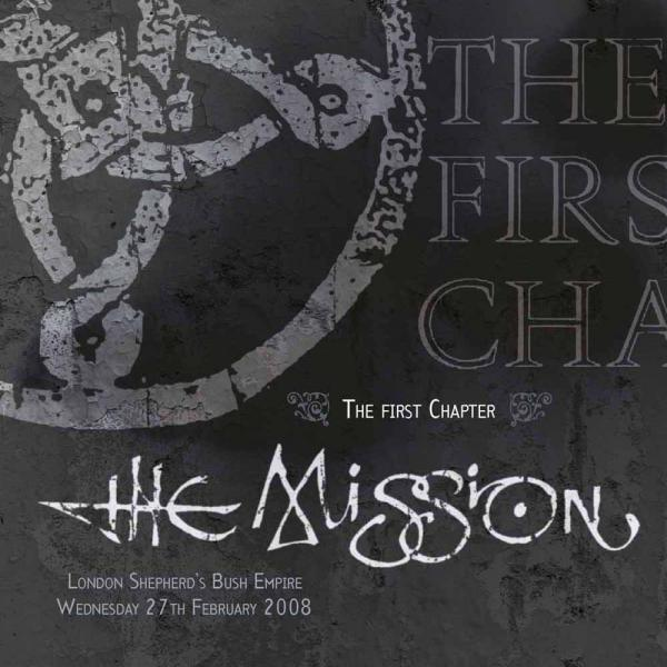 Buy Online The Mission - The First Chapter Live 2LP (Limited Edition Red Vinyl)