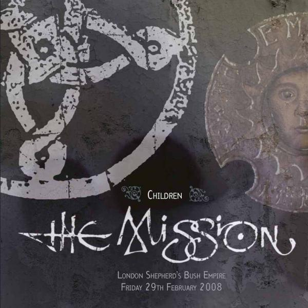 Buy Online The Mission - Children Live 2LP (Limited Edition White Vinyl)