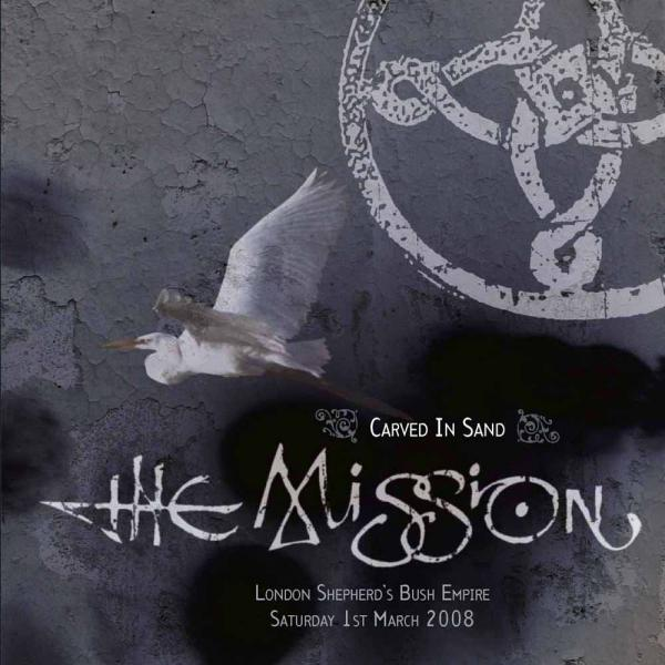 Buy Online The Mission - Carved In Sand Live 2LP (Limited Edition Grey Vinyl)