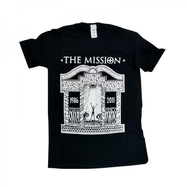 Buy Online The Mission - 25th Year Anniversary T-Shirt