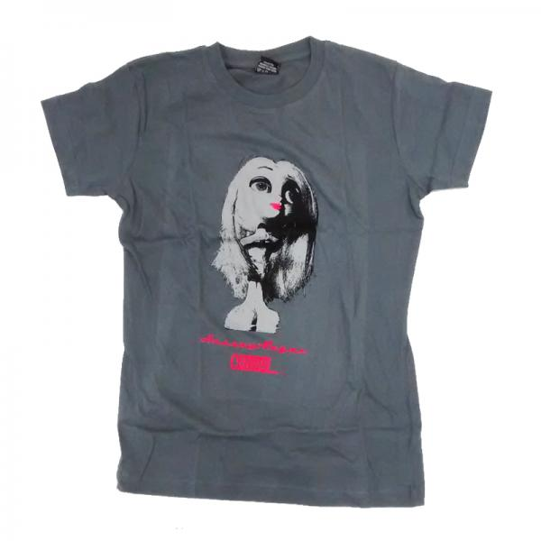 Buy Online Hussey Regan - Curios T-Shirt
