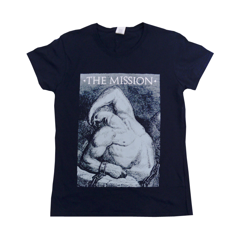 Buy Online The Mission - 2017 Blue Chains Tour T-Shirt