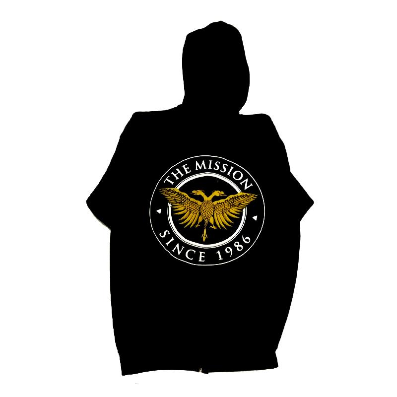 Buy Online The Mission - Eagle Zip Hoody