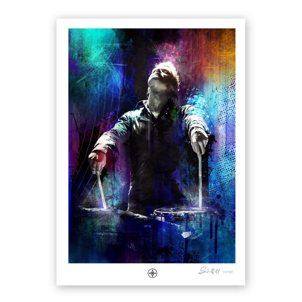 Buy Online The Mission - Mike Kelly - Ltd Edition Artwork Print