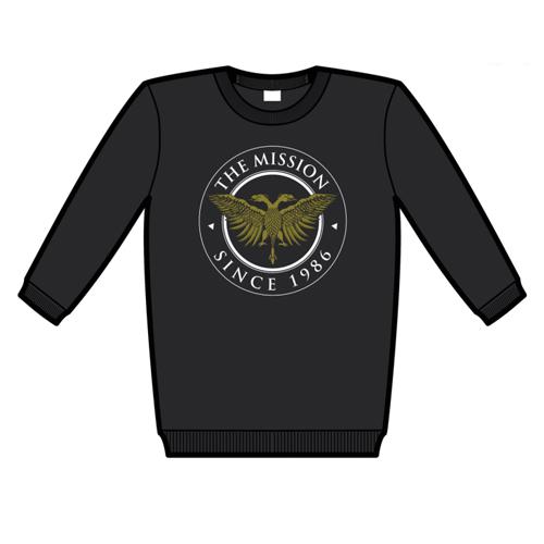 Buy Online The Mission - Eagle Logo Jumper