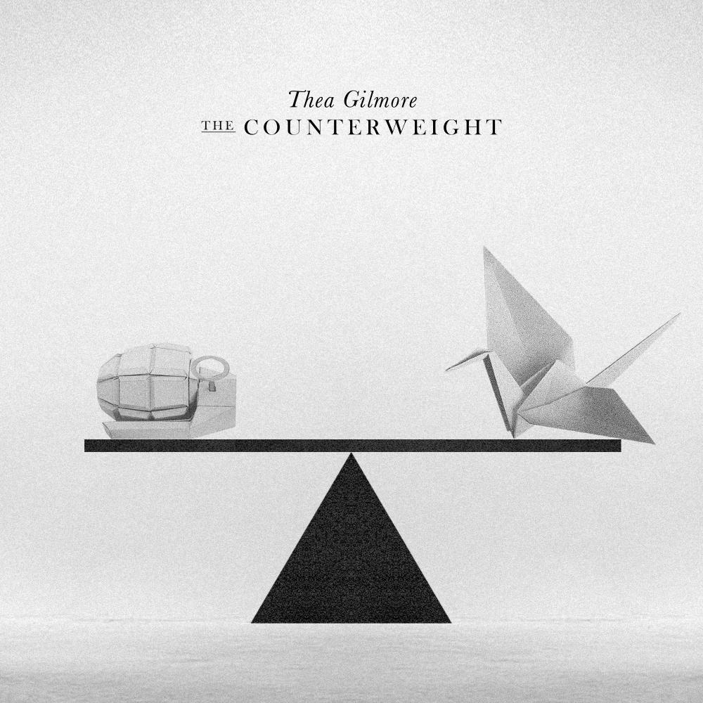 Buy Online Thea Gilmore - The Counterweight LP, Deluxe CD bundle