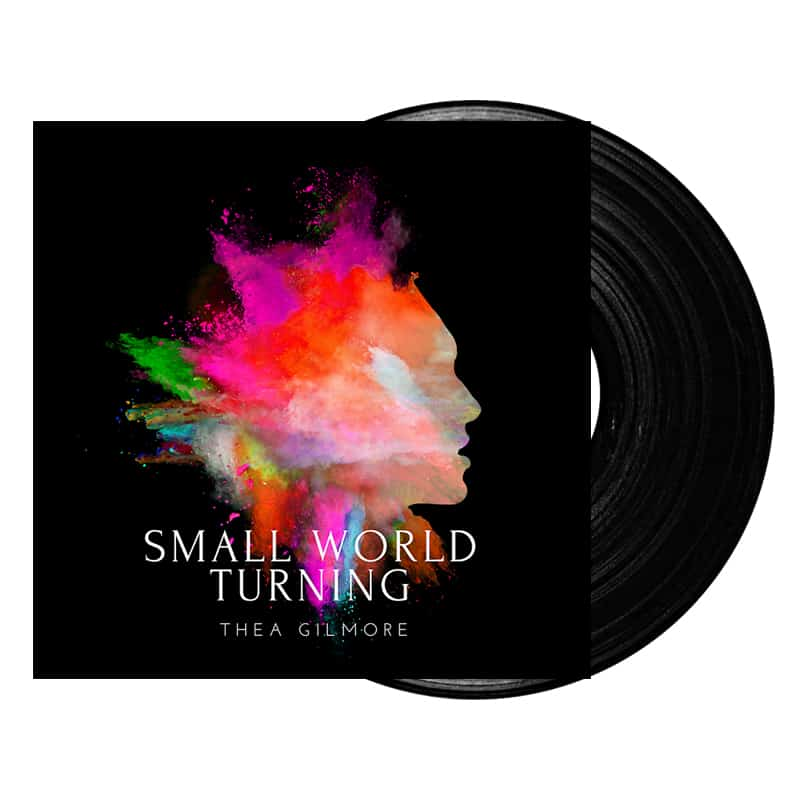Buy Online Thea Gilmore - Small World Turning