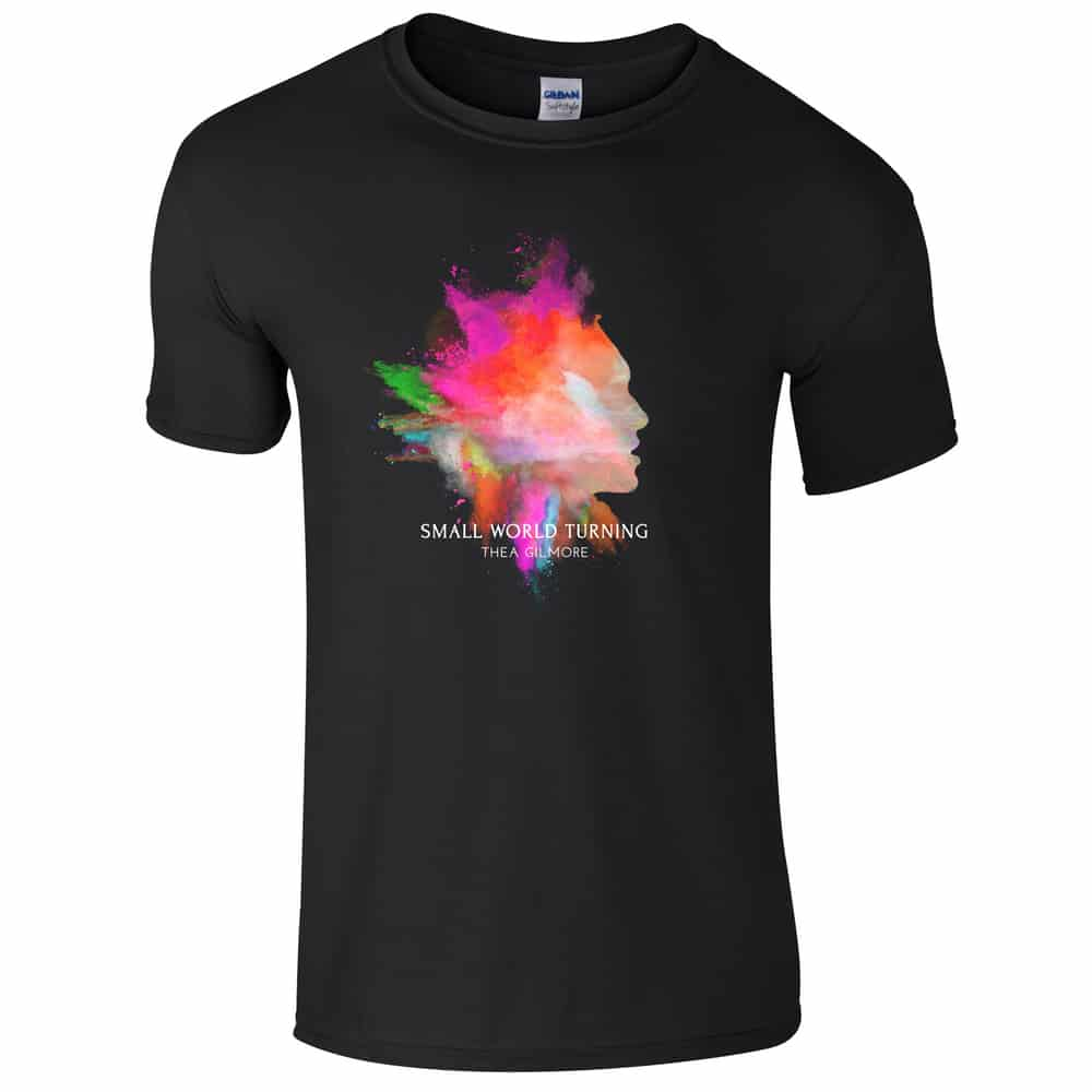 Buy Online Thea Gilmore -  Small World Turning T-Shirt