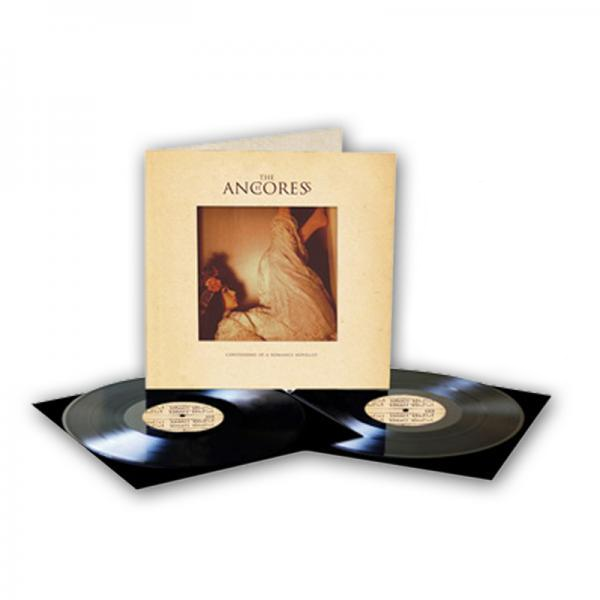 Buy Online The Anchoress - CONFESSIONS OF A ROMANCE NOVELIST 2LP + SIGNED POSTCARD