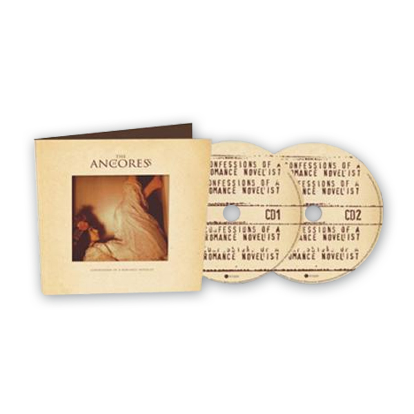 Buy Online The Anchoress - CONFESSIONS OF A ROMANCE NOVELIST 2CD