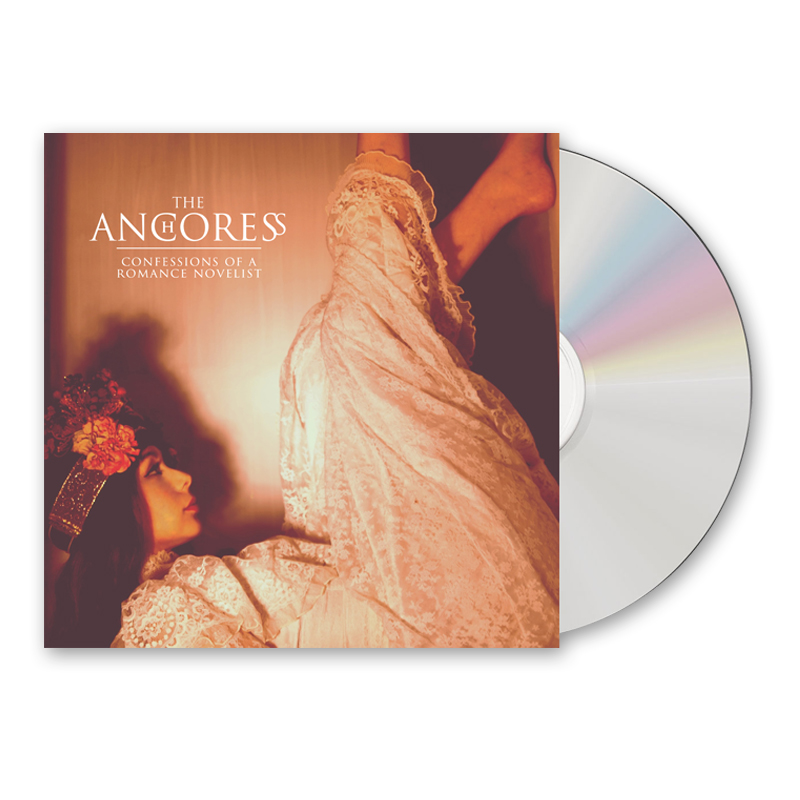 Buy Online The Anchoress - CONFESSIONS OF A ROMANCE NOVELIST 1CD ALBUM