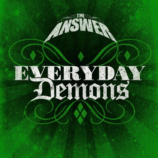Buy Online The Answer - Every Day Demons: Green CD Album
