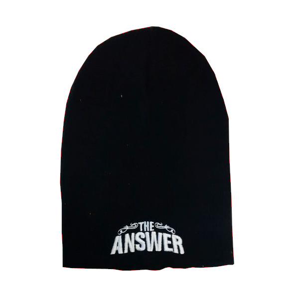 Buy Online The Answer - Slouch Beanie Hat