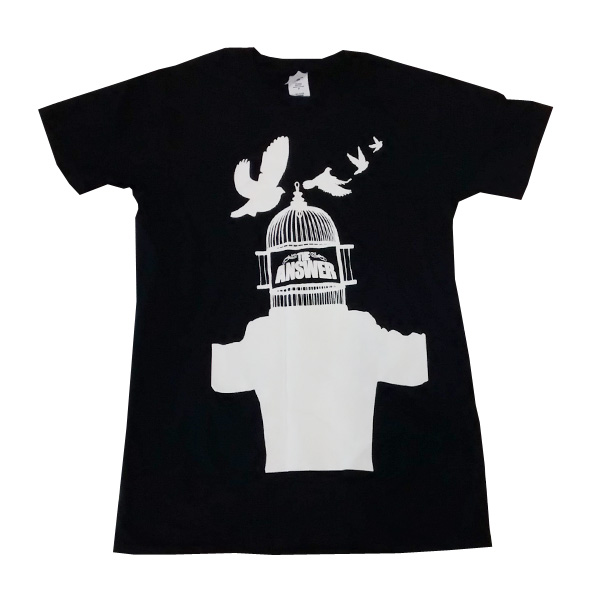 Buy Online The Answer - Birdcage 2013 T-Shirt