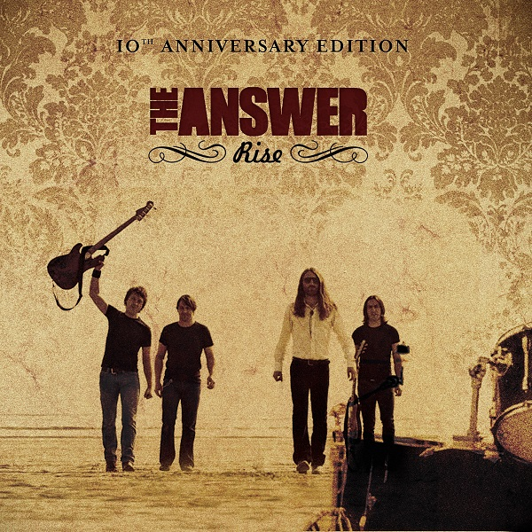 Buy Online The Answer - Rise 10th Anniversary Edition 180g Vinyl LP