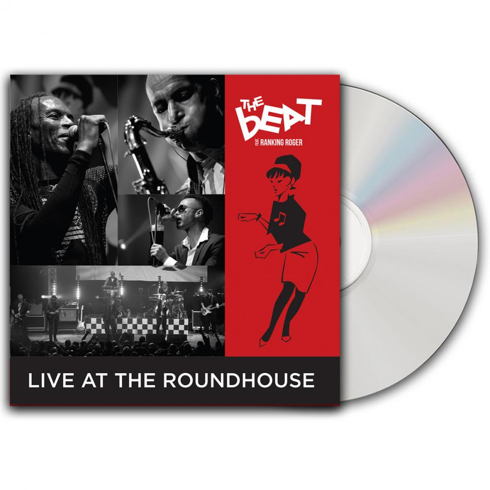 Buy Online The Beat - Live At The Roundhouse CD Plus Bonus DVD