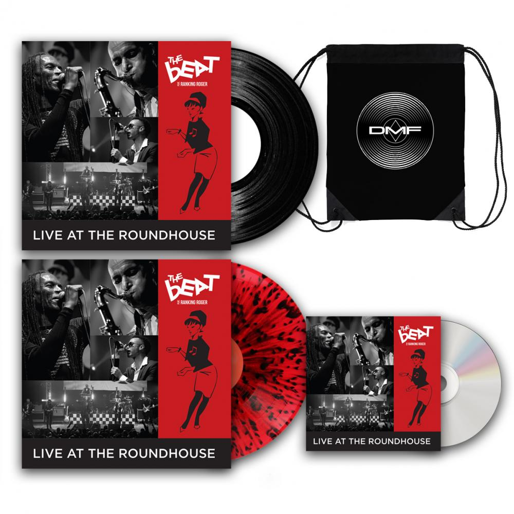 Buy Online The Beat - Live At The Roundhouse<br>Fan Bundle