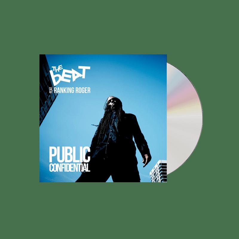 Buy Online The Beat - Public Confidential CD Album (Signed)