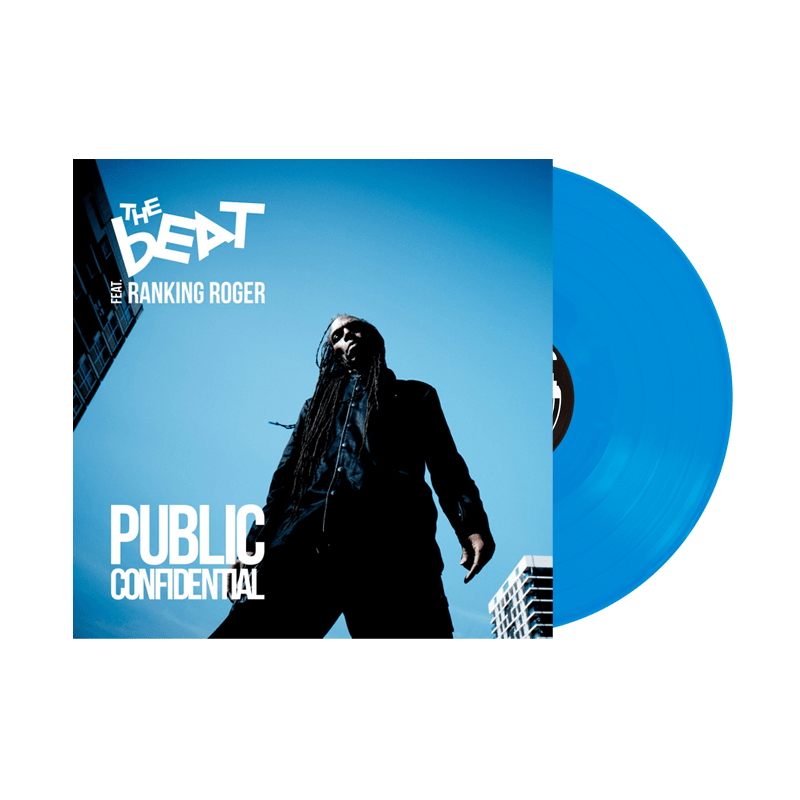 Buy Online The Beat - Public Confidential Blue Transparent