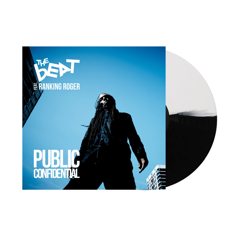 Buy Online The Beat - Public Confidential Black & White
