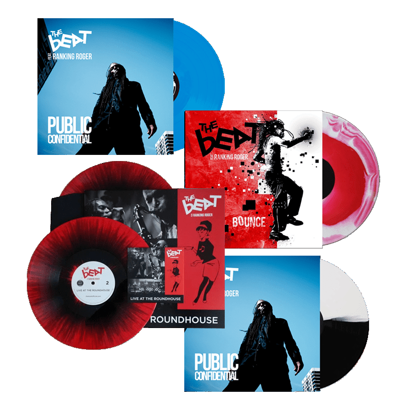 Buy Online The Beat - Four Album Coloured Vinyl Bundle