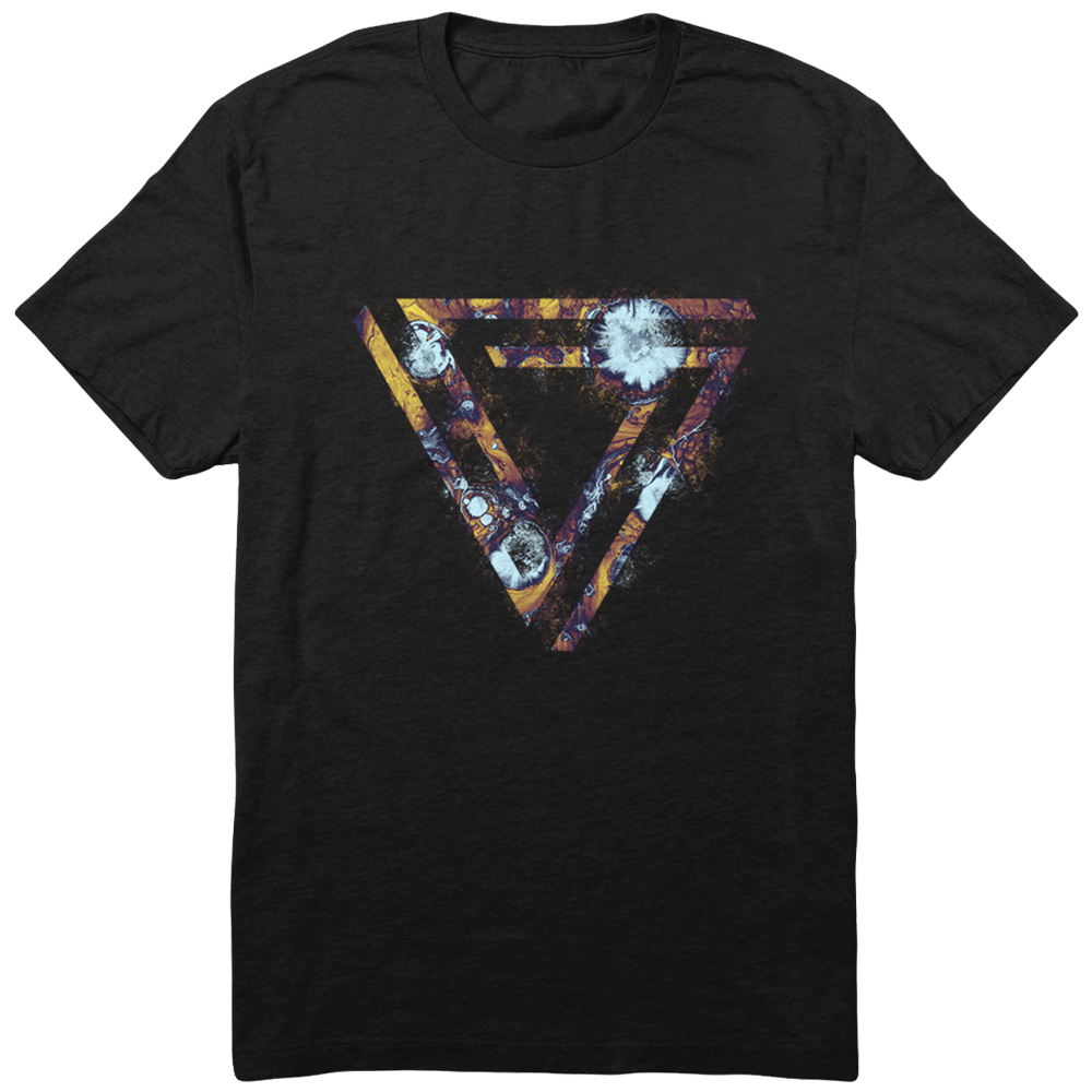 Buy Online The Black Queen - Infinite Games Black T-Shirt