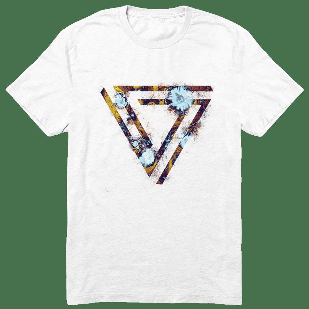 Buy Online The Black Queen - Infinite Games White T-Shirt