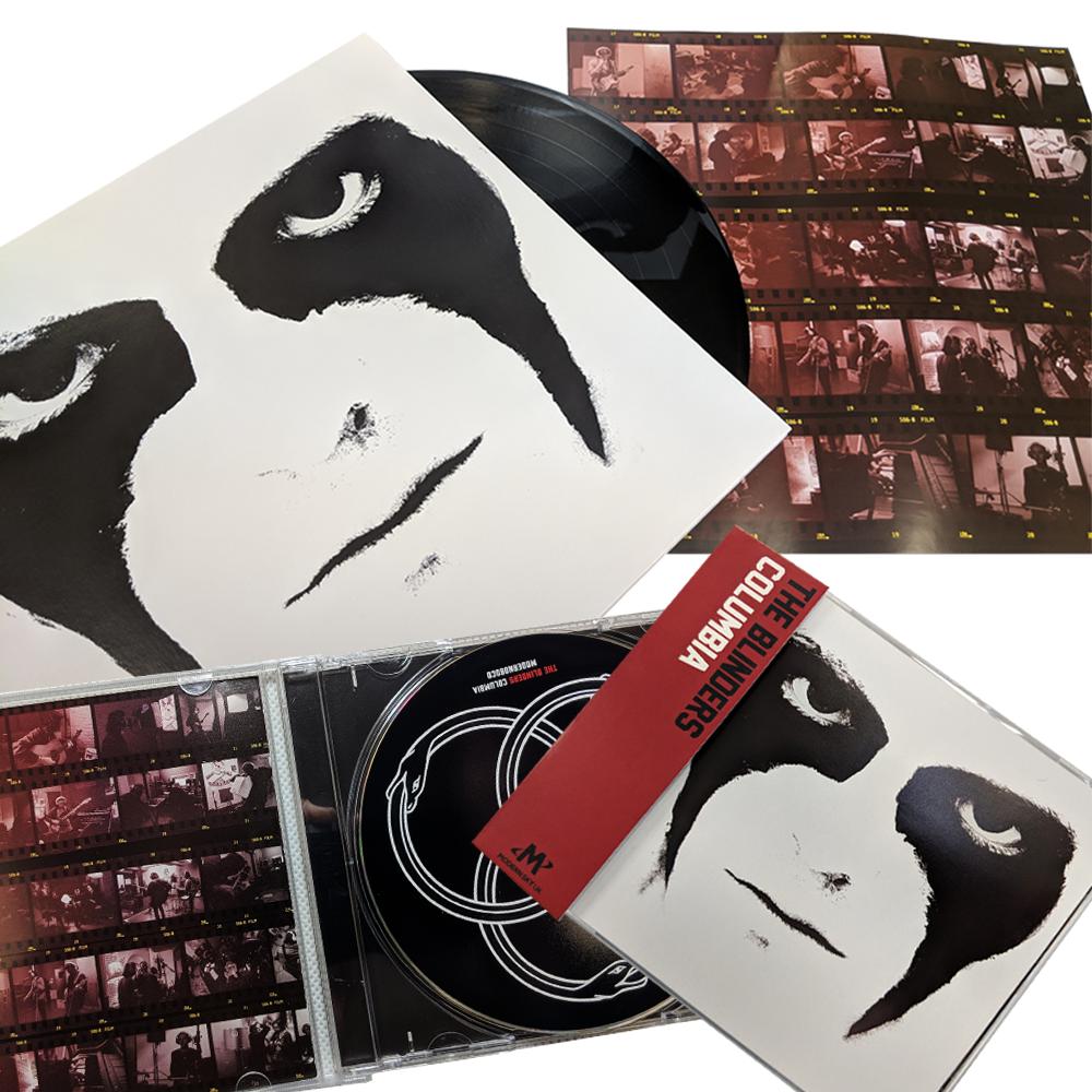 Buy Online The Blinders - Columbia CD Album + Vinyl LP