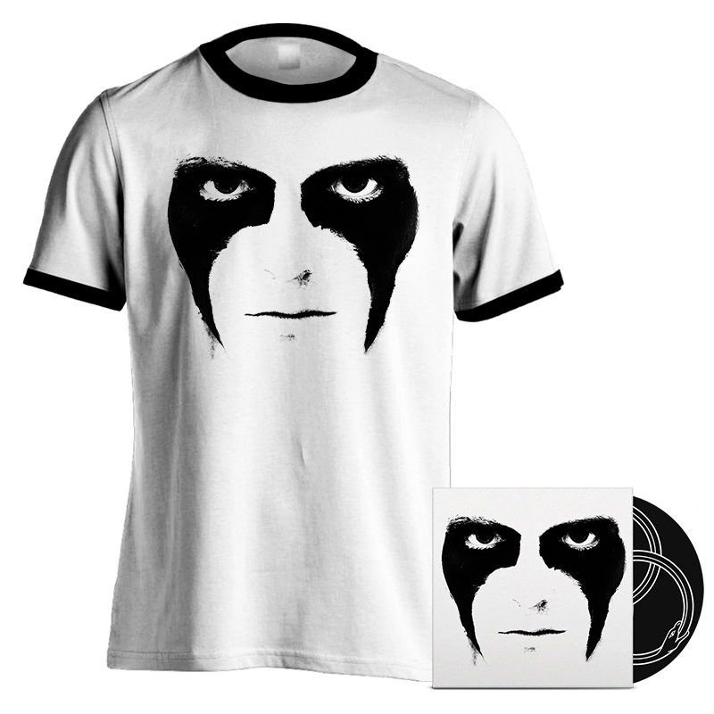 Buy Online The Blinders - Columbia CD Album + T-Shirt