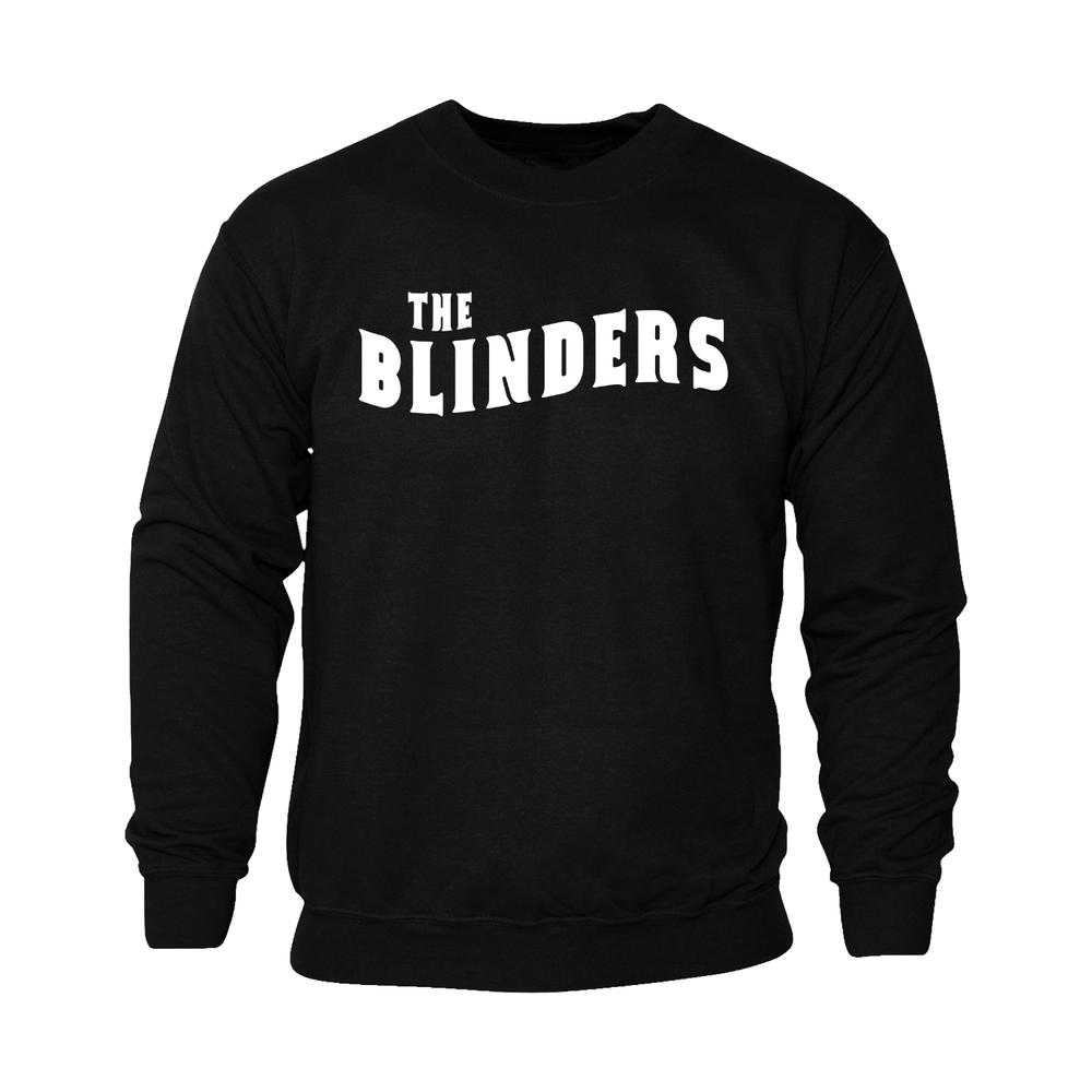 Buy Online The Blinders - Black Jumper Wave Logo