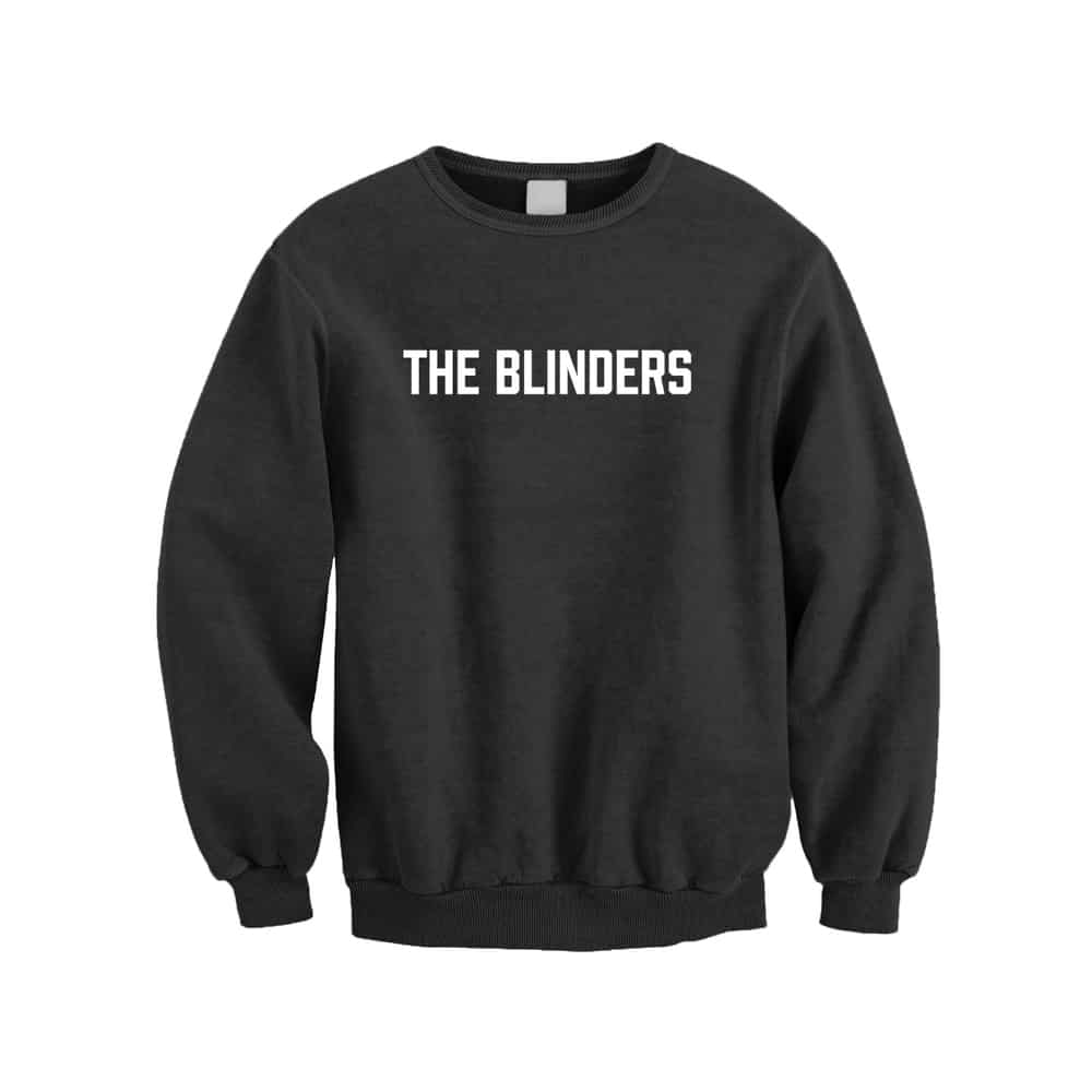 Buy Online The Blinders - Logo Jumper