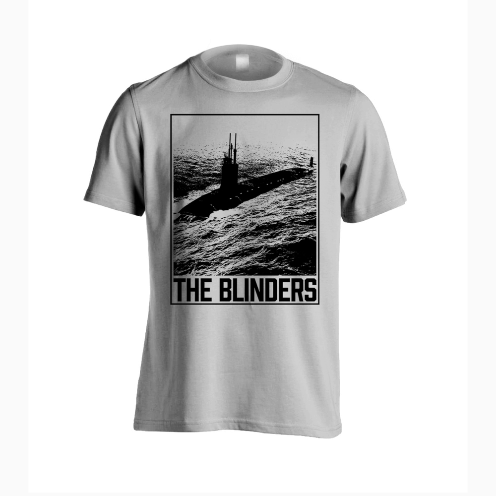 Buy Online The Blinders - Grey Sub T-Shirt
