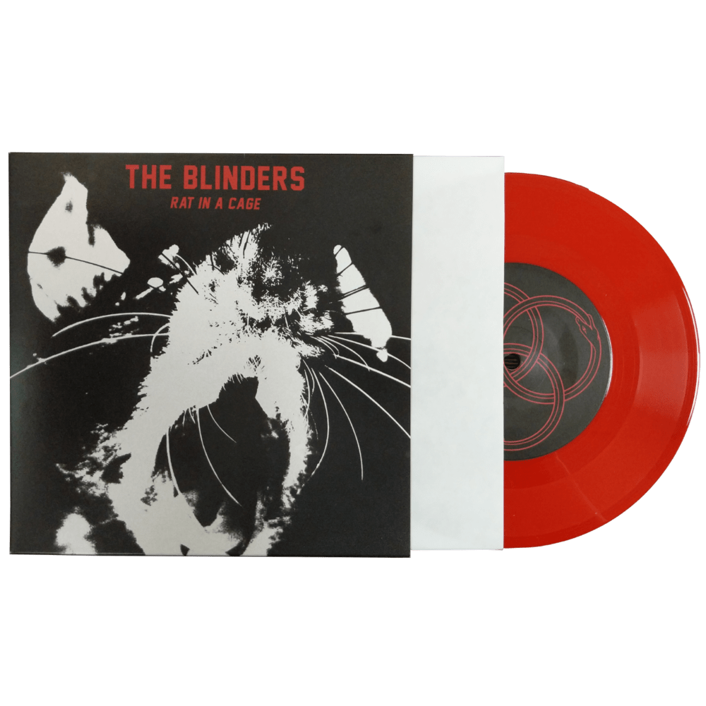 Buy Online The Blinders - Rat In A Cage Red