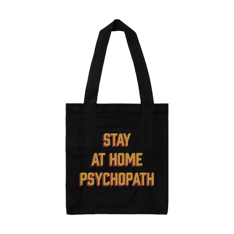 Buy Online The Blinders - Fantasies Of A Stay At Home Psychopath Tote Bag