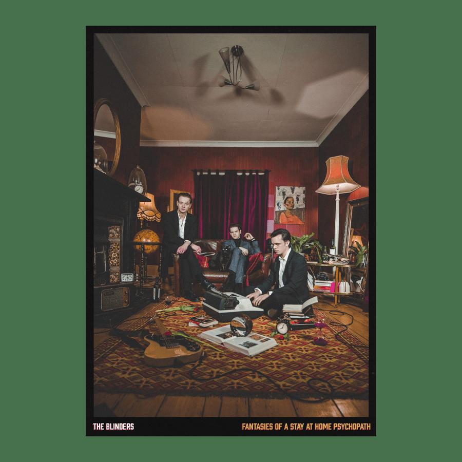 Buy Online The Blinders - A3 Print