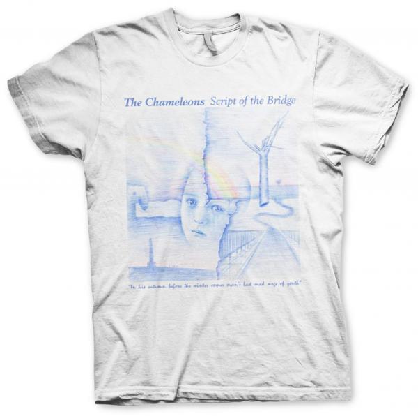 Buy Online The Chameleons - Script Of The Bridge T-Shirt