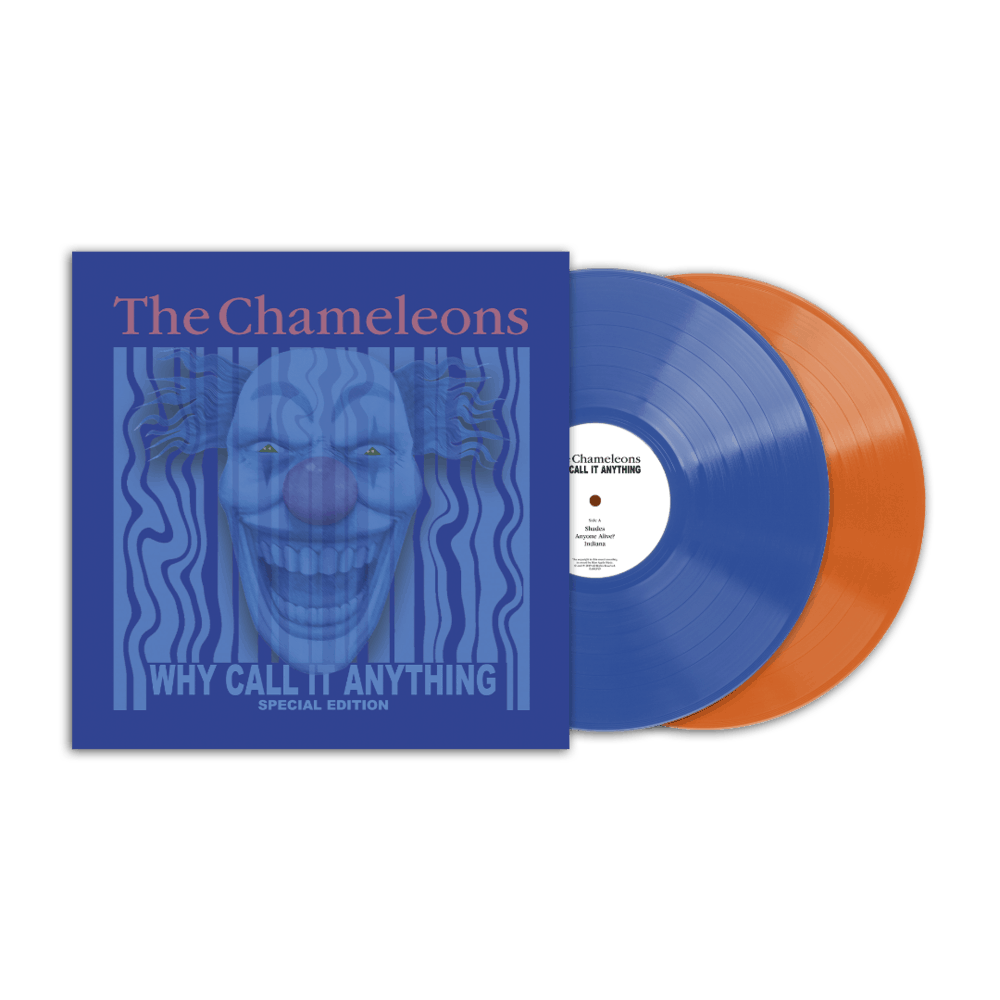 Buy Online The Chameleons - Why Call It Anything Gatefold Coloured