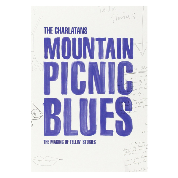 Buy Online The Charlatans - Mountain Picnic Blues: The Making Of Tellin' Stories DVD (with Poster Insert)