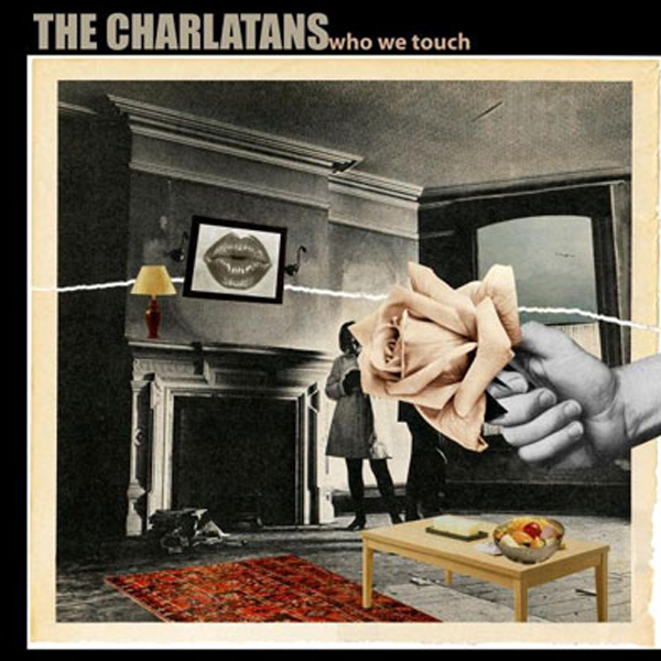 Buy Online The Charlatans - Who We Touch CD Album (With Bonus Disc)