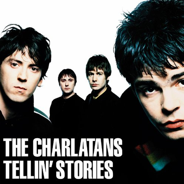 Buy Online The Charlatans - Tellin' Stories: Anniversary Edition CD Album