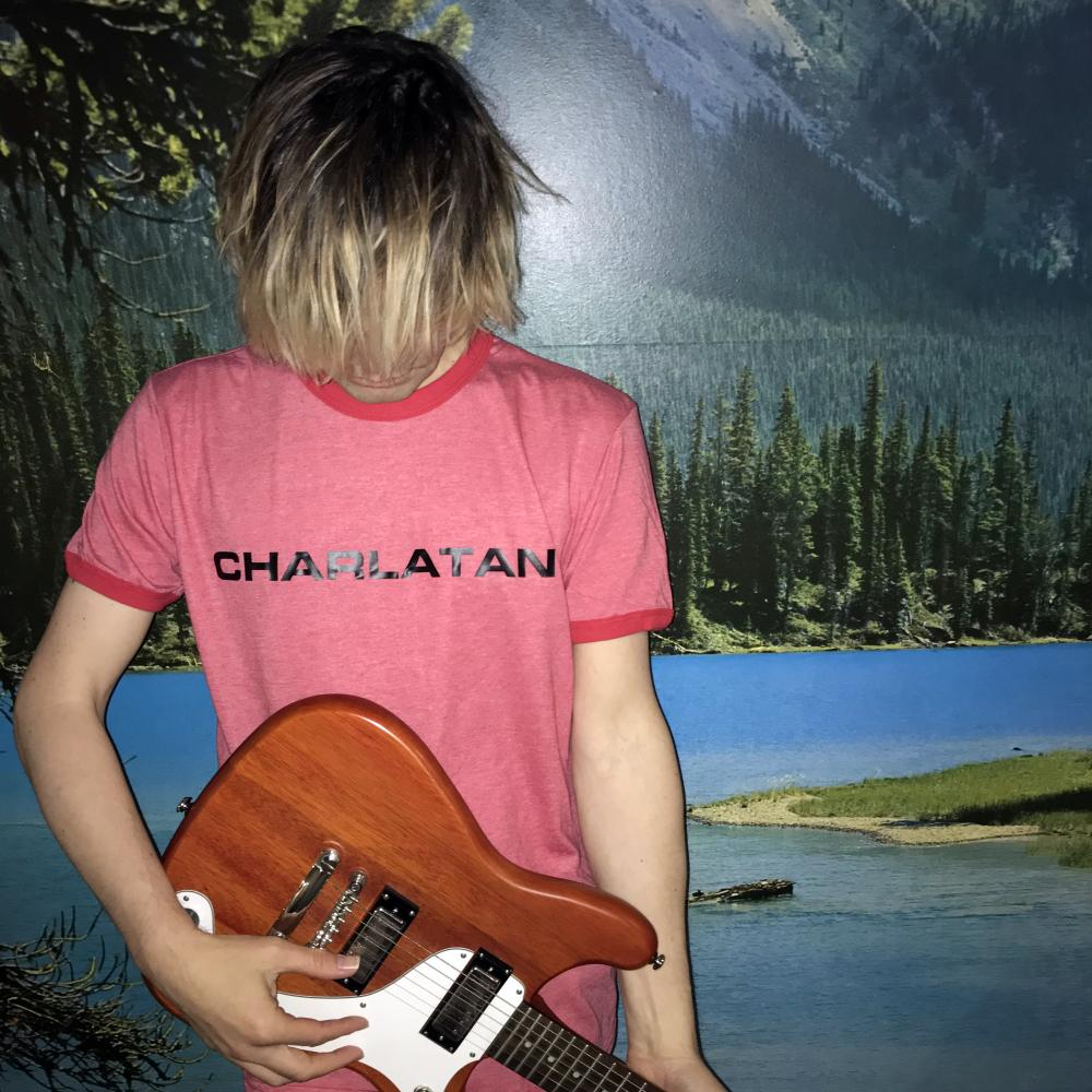 Buy Online The Charlatans - Ringer Adult T-Shirt