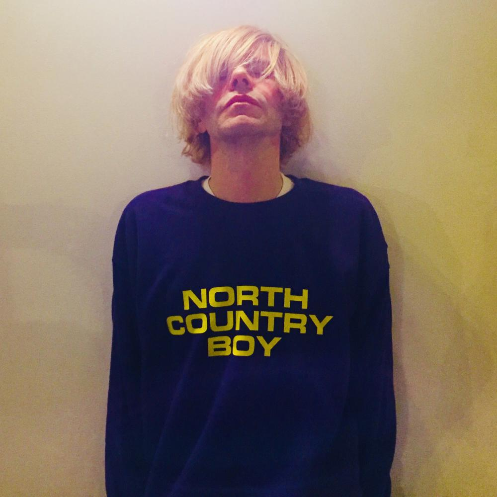 Buy Online The Charlatans - North Country Boy Sweatshirt