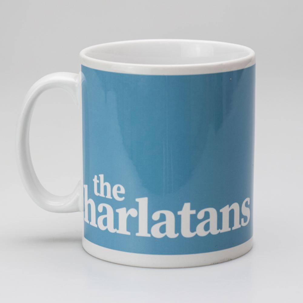 Buy Online The Charlatans - C4 Charlatans Mug