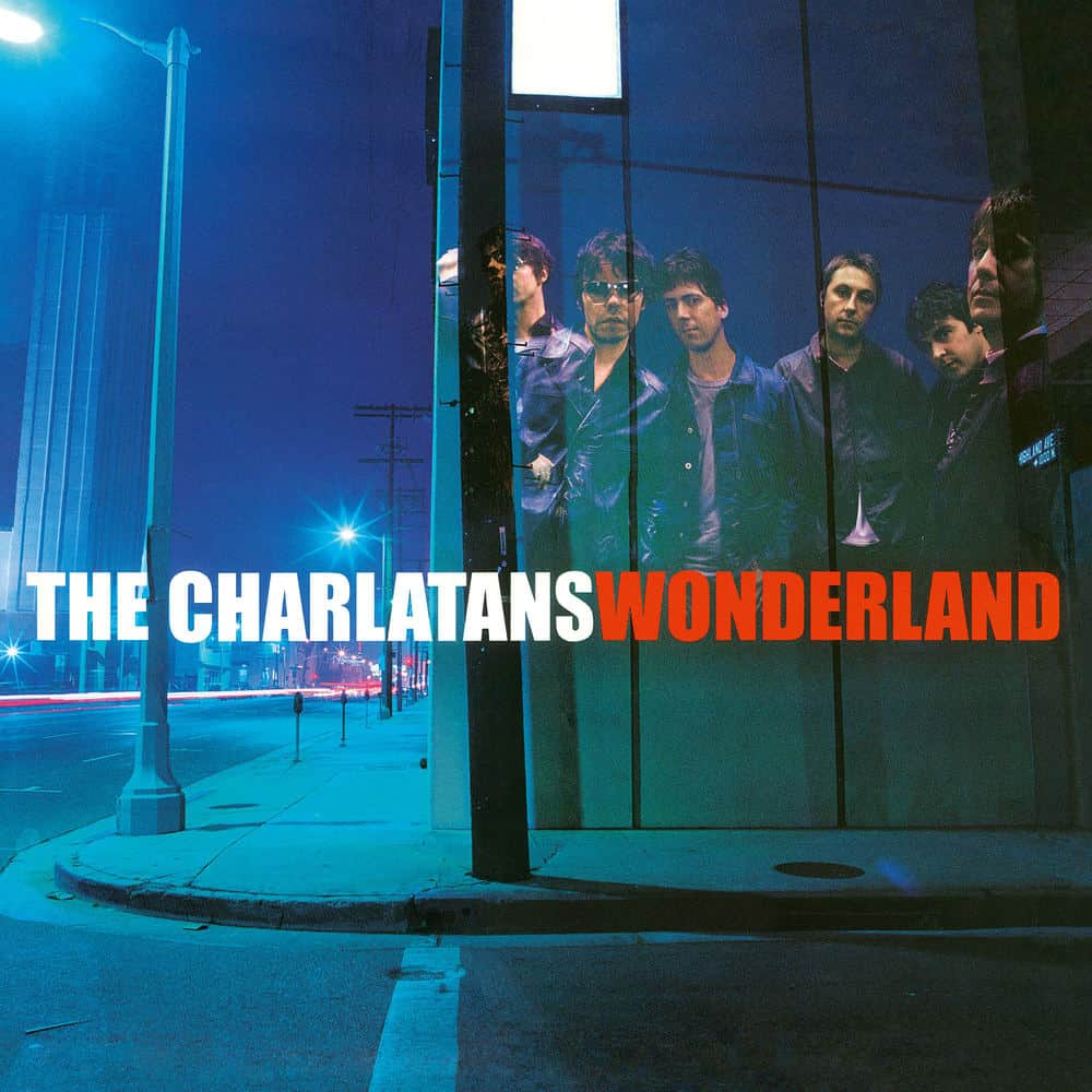 Buy Online The Charlatans - Wonderland