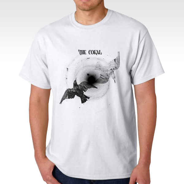 Buy Online The Coral - Distance Inbetween T-Shirt