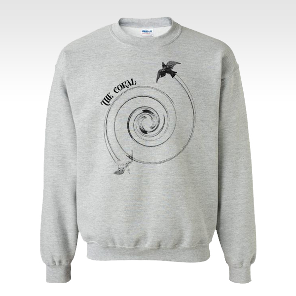 Buy Online The Coral - Sweatshirt