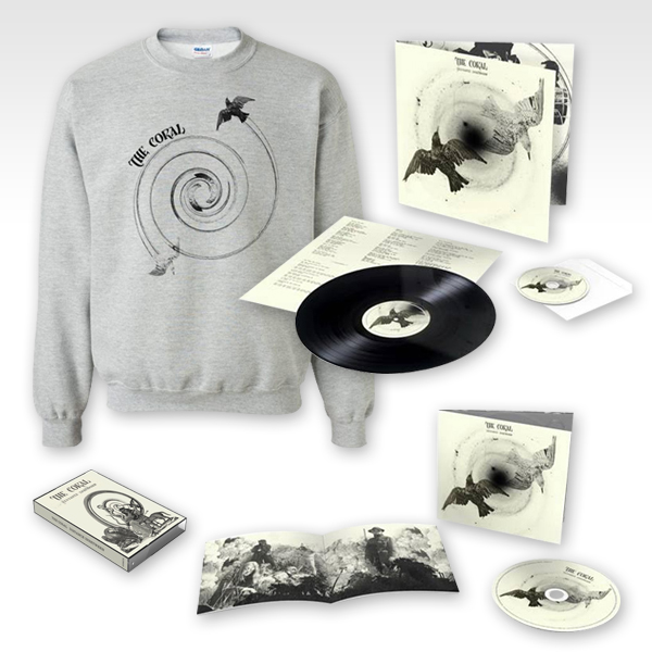 Buy Online The Coral - Distance Inbetween Super Deluxe Bundle (Signed)
